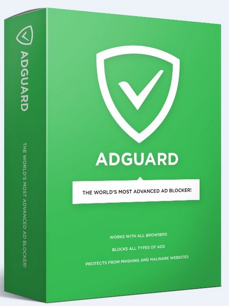 Adguard 6.2.433.2167 Activated