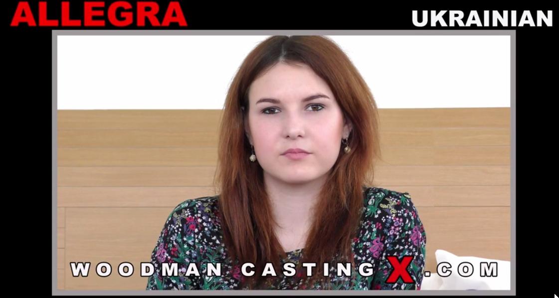 WoodmanCastingX – Allegra Casting