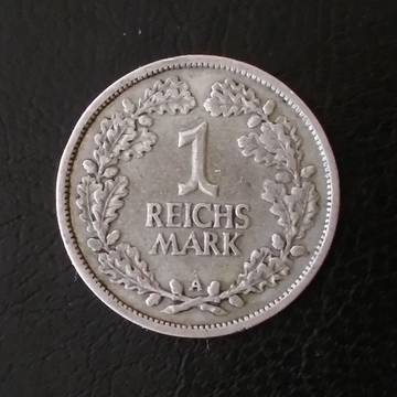 1 Reichsmark 1925  Alemania ( República de Weimar) 6WncT